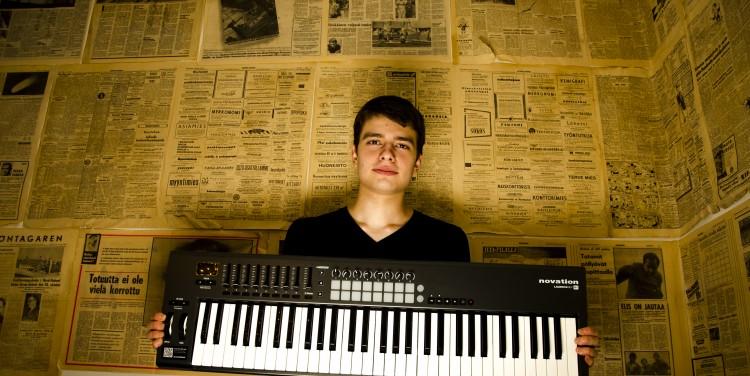 Oceans piano