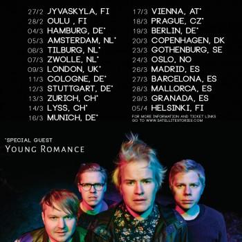 ss tour poster